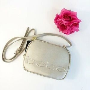 Brand New BEBE Goldie Crossbody